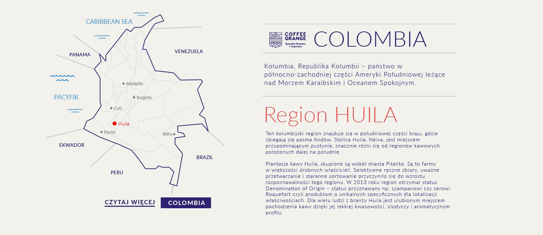 columbia hulia
